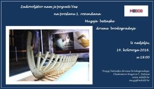 Pozivnica rođendan MBDB